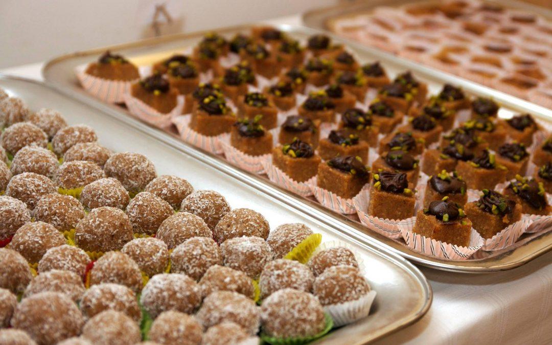 Manufaktur – rein pflanzliche, artisan Sweets nach Ayurveda