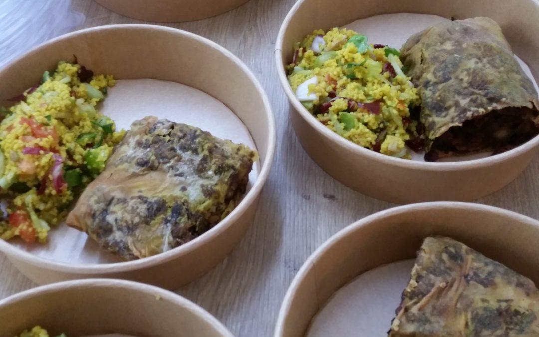 Ayurveda Bio Mittagstisch (3-gängig), pflanzlich